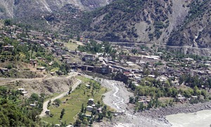 Four people drown in Indus River as chairlift cable breaks in Diamer district