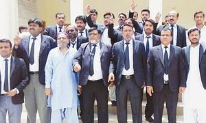 12 مئی کے ملزمان کا کیس ملٹری کورٹس میں بھیجنے کا مطالبہ