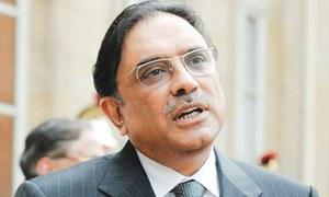 Zardari hints at moving court to ensure fair polls