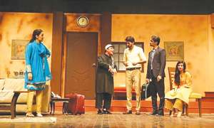 Sab golmaal hai — a powerful comedy play