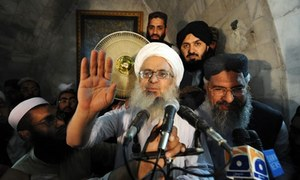 Lal Masjid cleric set to stir another controversy