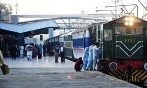 اچھے دنوں میں پاکستان سے بھارت ریل یاترا