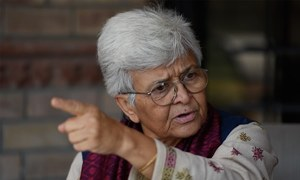 An Indian who talks about love with Pakistan is seen as a traitor: Kamla Bhasin