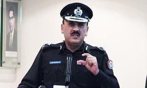 آئی جی سندھ نے رضاکارانہ عہدہ چھوڑنے کی پیشکش کردی