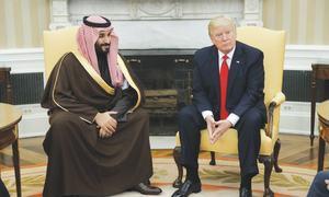 Trump to unveil plans for 'Arab Nato' in Saudi Arabia