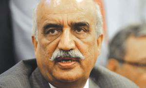 Govt broke its promise to APS martyrs: Khurshid