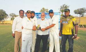 Tariq inspires Royal CC to T20 title