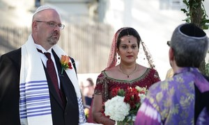 How Pakistani-Americans are entering interfaith and interracial marriages — and making them work