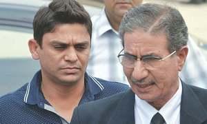 Khalid's lawyer boycotts ACT proceedings