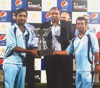 Karachi Whites retain U-19 crown in style