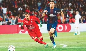 Monaco finish season in style; Marseille take Europa spot