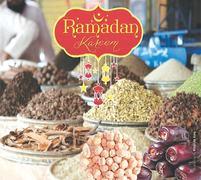 Bustling food trade activity ahead of Ramazan