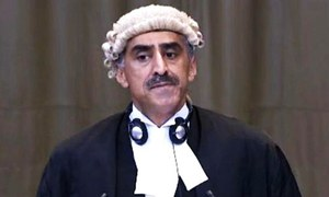 Khawar Qureshi represented India once in US case