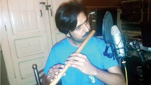 This young musician from KP has mastered over six instruments