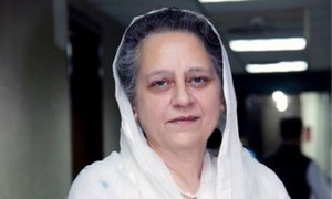 MNA Mussarat Ahmadzeb alleges attack on Malala was 'scripted'