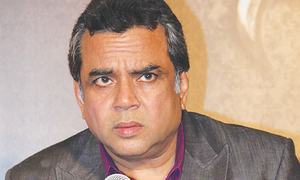 Indian actor Paresh Rawal proposes using prize-winning author as human shield