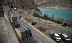 KP signs deal to build $4.4bn CPEC city among four projects worth $11bn