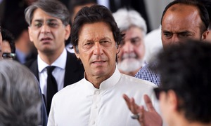 Imran criticises PM Nawaz Sharif for 'ineffective' tour of Saudi Arabia