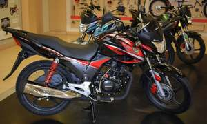 Atlas Honda launches its upscale CB150F bike