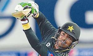 Haris Sohail replaces Umar Akmal in Champions Trophy squad
