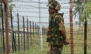 Army denies Indian claim of 'assault' on Pakistani posts along LoC