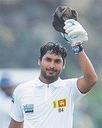 Sangakkara to quit first-class cricket at season's end