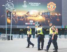 'No specific intelligence' of risk to Europa final