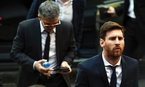 Lionel Messi loses appeal in tax fraud trial