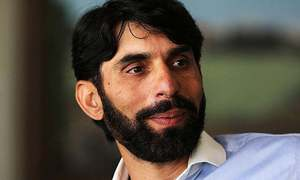 Misbah to be honoured with Imtiaz Ahmed Spirit of Cricket Trophy today