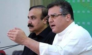 عمران خان کے خلاف عدم کارروائی، ن لیگ کی اداروں پر تنقید