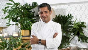 I try new dishes on my female customers as they have finer taste, says Parisian chef Sylvestre