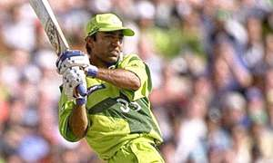 Saeed Anwar's 194: A knock to remember