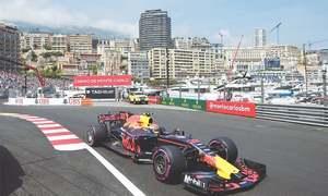 Vettel sets fastest ever lap at Monaco