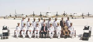 Turbat naval air station goes operational
