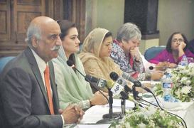 Positive attitude needed to defeat extremism, says Khurshid