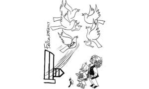 Cartoon: 27 May, 2017