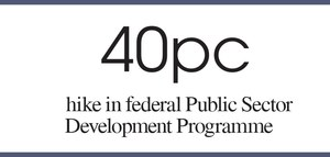 Rs1,001bn for federal PSDP
