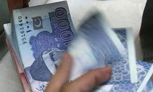 Revenue target for coming year increased to Rs4,713bn