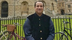 Rahat Fateh Ali Khan feels honoured as Oxford University names hall after him
