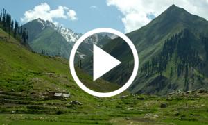 قدرتی حسن سے مالا مال وادی کاغان
