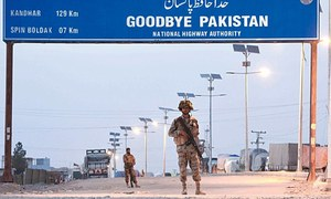 Pakistan opens Chaman border crossing on 'humanitarian grounds' after 22 days