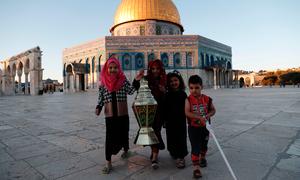 دنیا بھر میں ماہ رمضان کا استقبال