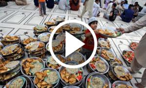 پہلا روزہ، مساجد کی رونقیں اور سحر و افطار کی تیاریاں