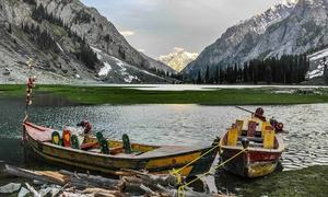 The exquisite Mahodand Lake in Khyber Pakhtunkhwa reminds visitors of paradise
