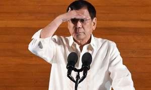 3 خواتین کے ریپ کی اجازت، فلپائنی صدر تنقید کا نشانہ بن گئے