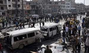 Airstrikes kill 17 civilians in Syria: human rights group