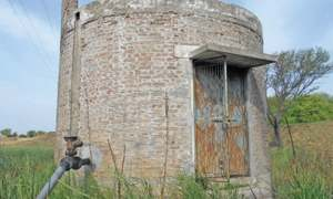 Over a hundred tubewells  abandoned in Chakwal