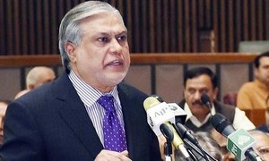 Dar seeks approval for Rs310bn 'supplementary' budget