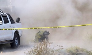 4 injured in IED explosion along Line of Control