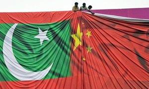 Chinese footprint on the Pakistani budget